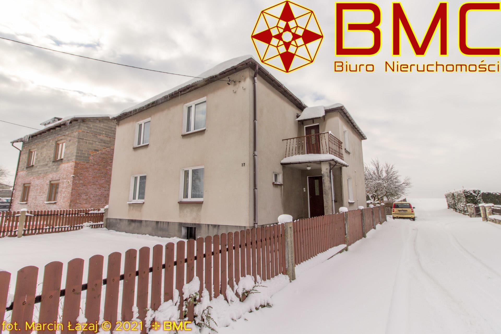 Nieruchomość Dom sprzedaż Babienica Piętrowy dom w Babienicy1