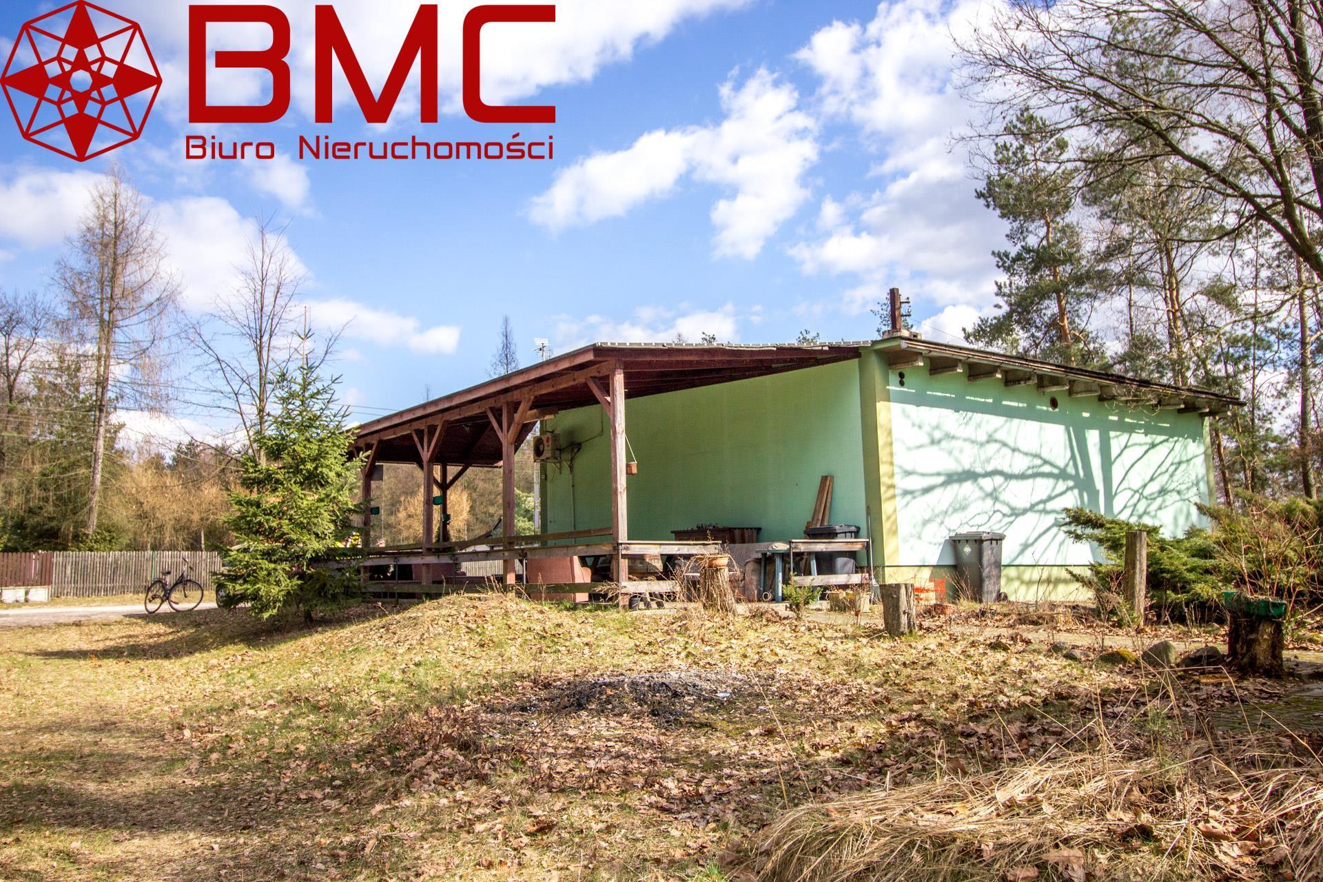 Nieruchomość Dom sprzedaż Kamińsko Budynek na domek letniskowy Kamińsko1