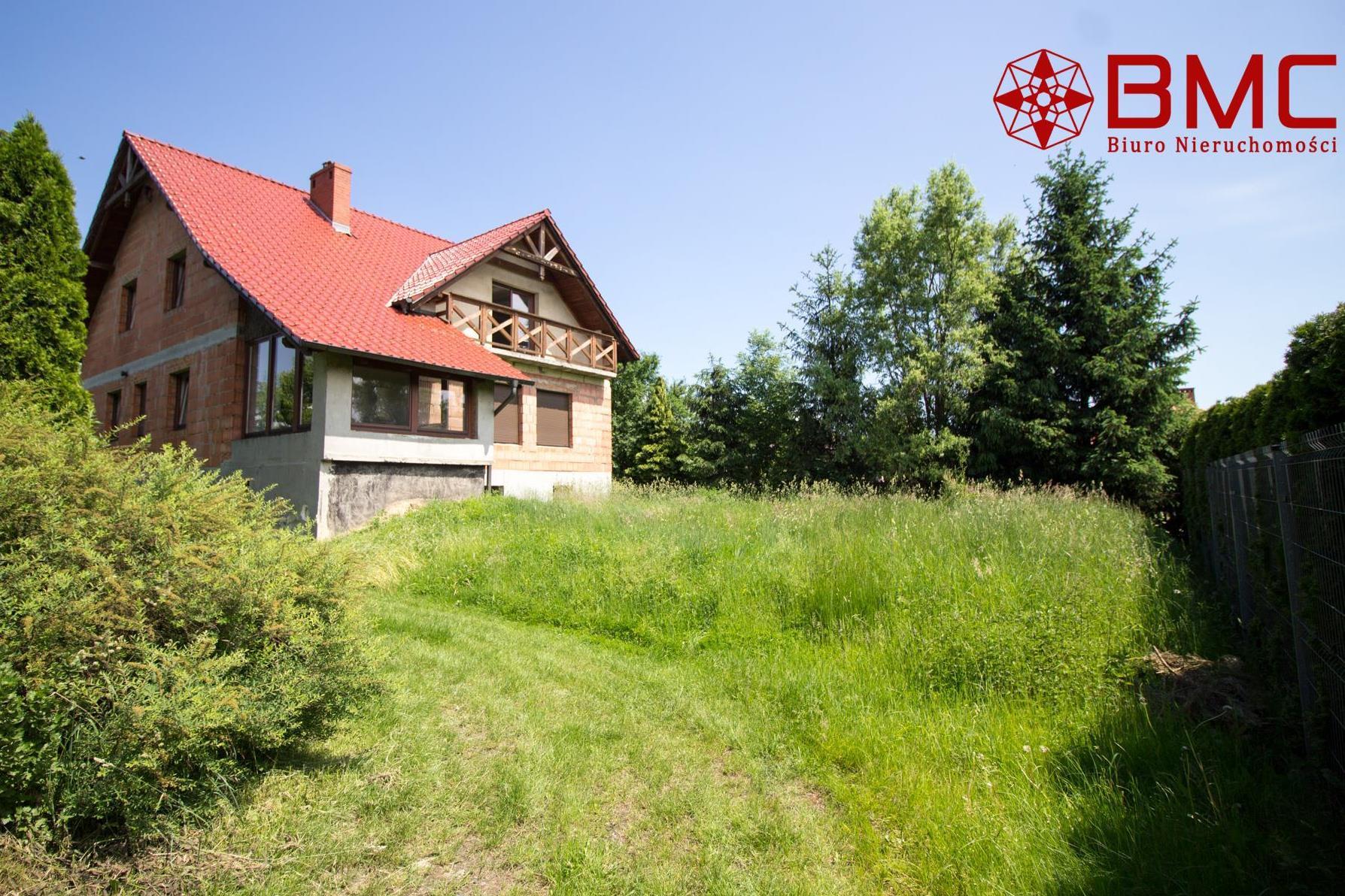 Nieruchomość Dom sprzedaż Koszęcin Dom w stanie deweloperskim Koszęcin blisko centrum1