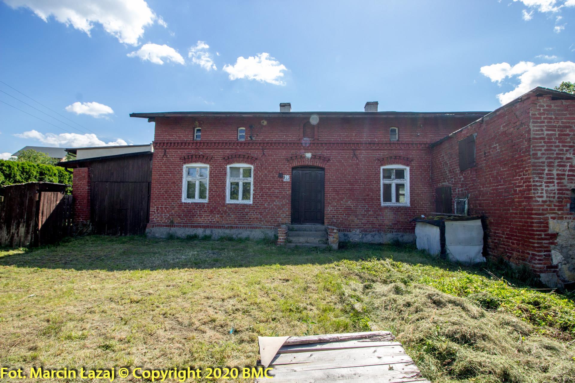 Nieruchomość Dom sprzedaż Koszęcin Dom z cegły do kapitalnego remontu w Koszęcinie 1