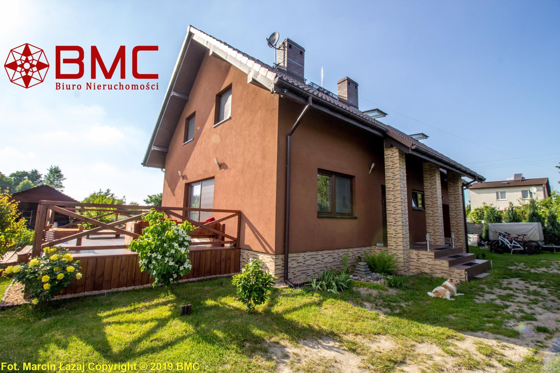 Nieruchomość Dom sprzedaż Rusinowice Nowoczesny i przytulny dom blisko Lublińca1