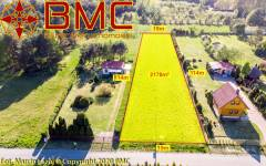 Oferta Działka budowlana 2178 m2 w dobrej cenie - Woźniki