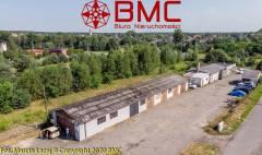 Oferta Budynki przemysłowe w Tworogu